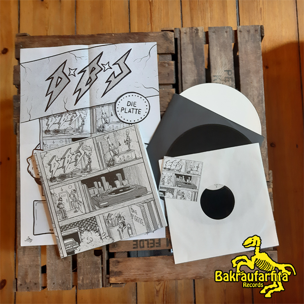 DxBxSx - Die Platte